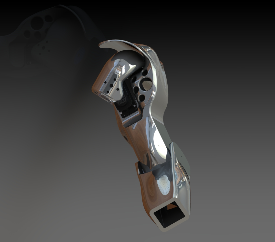 Maya le bras RedOhm - 002