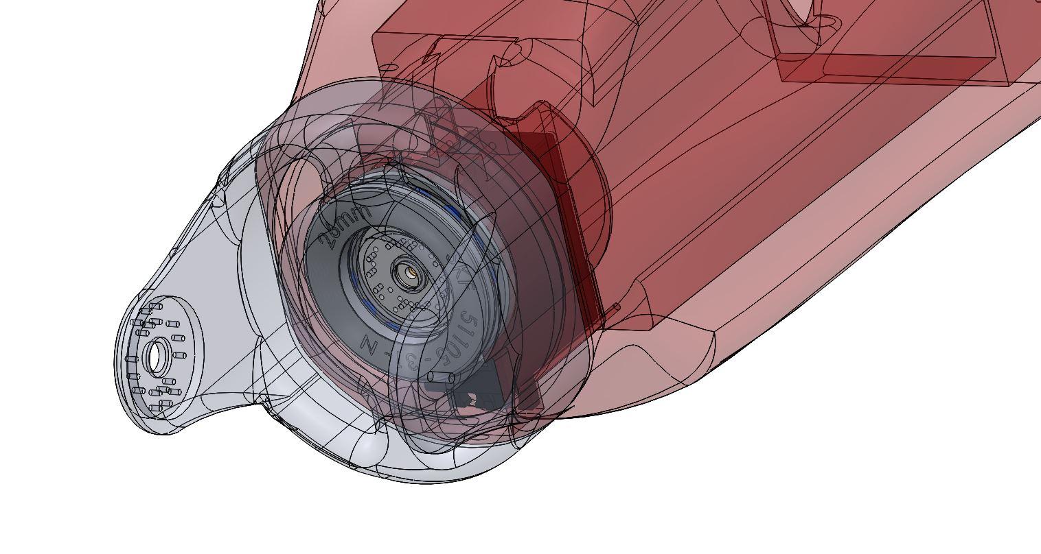 Maya rotation poignet RedOhm - 009