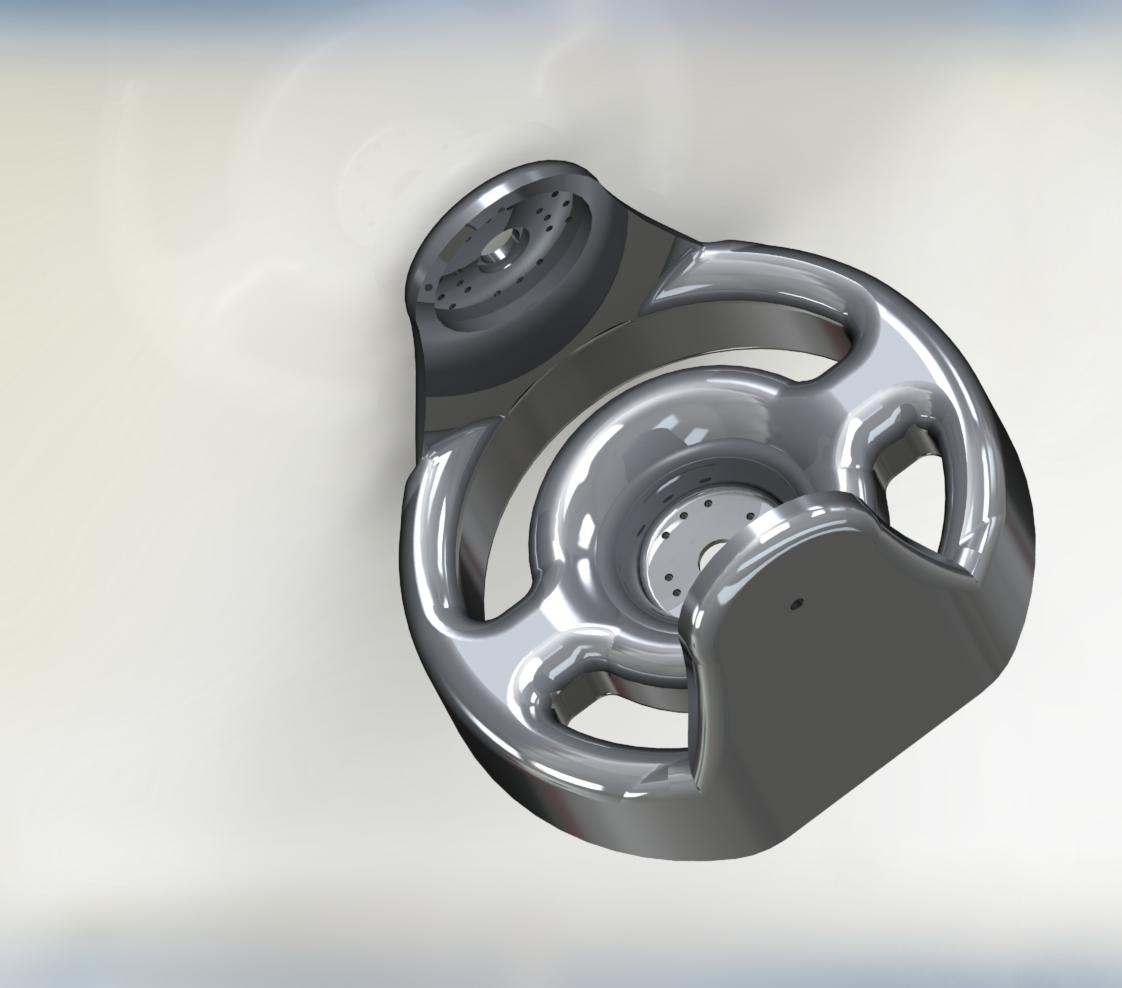 Maya rotation poignet RedOhm - 012