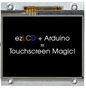 001- Redohm Arduino + LCD 3,5