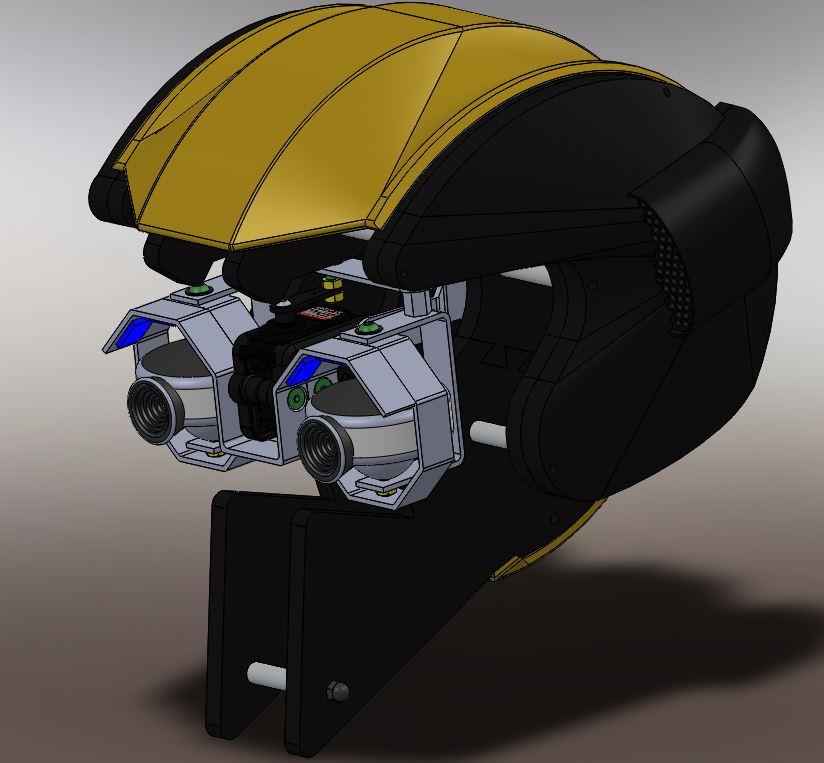 003- Sentinel RedOhm Calotte V1