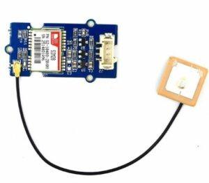 REDOHM MODULE GPS SEN10752P