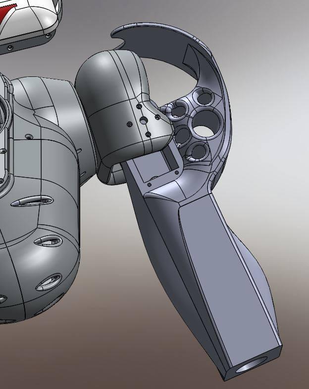 Etude des bras de Maya - RedOhm -003
