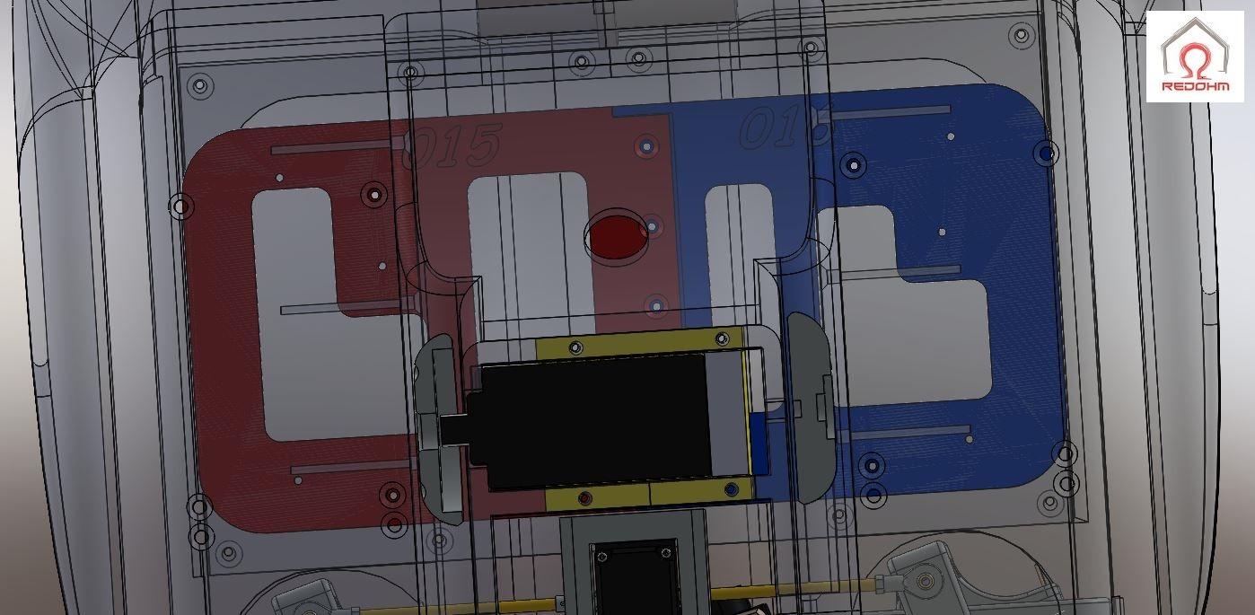Maya soutien carte arduino Version 1.00 - RedOhm -003