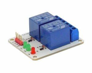 Module 2 relais 5 Vcc EF03003-5