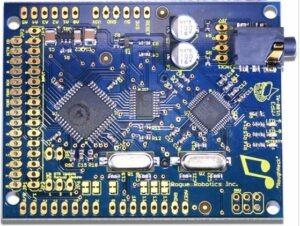 Le Module de Lecture MP3 - rMP3 Rogue Robotics - RedOhm