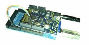 Montage sur une carte Arduino mega - RedOhm