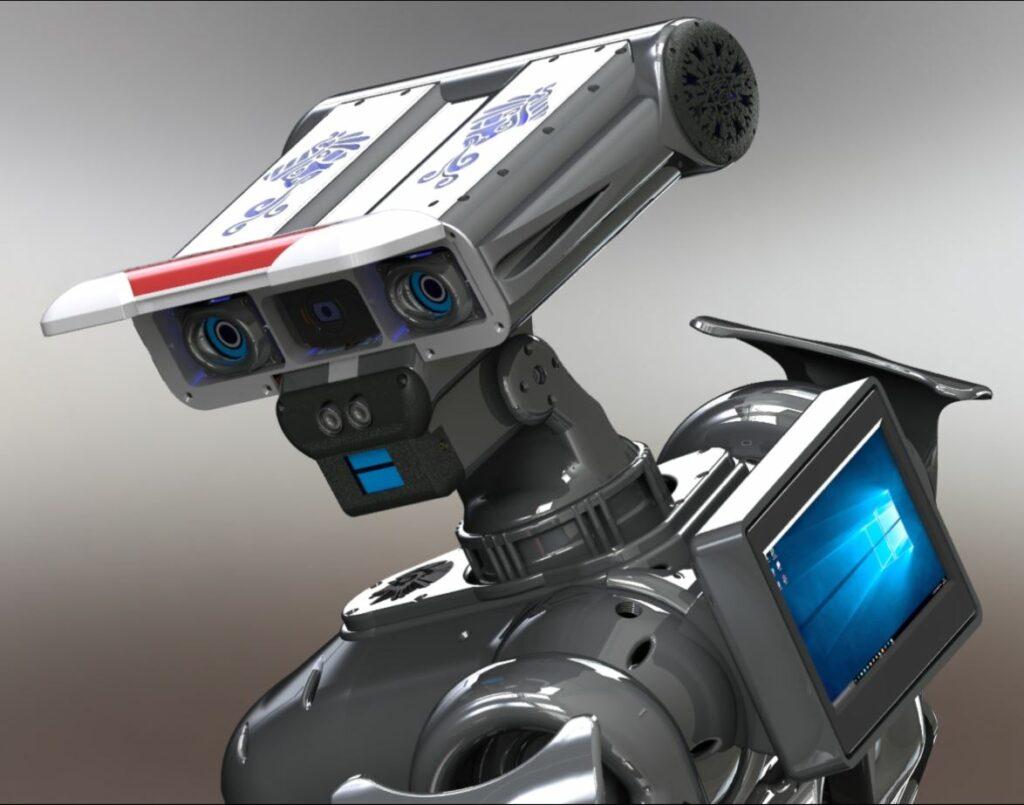 Le robot Maya - RedOhm -