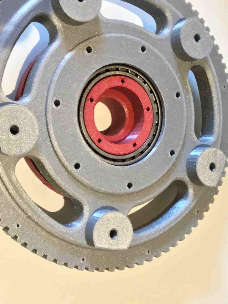 Impression sur Zortrax M300 et M200 - RedOhm -