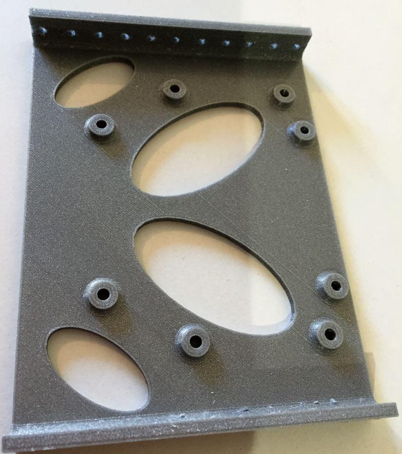 Berceau adaptateur pour disque dur 02 - RedOhm -