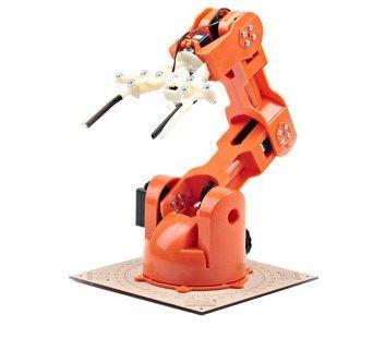 Bras robotique Braccio T050000
