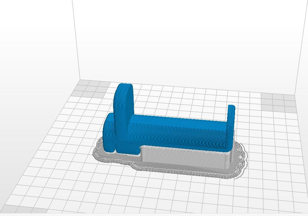 Support bobine Zortrax M200 RedOhm 0014