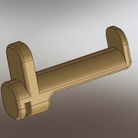 Support bobine Zortrax M200 RedOhm - 0012