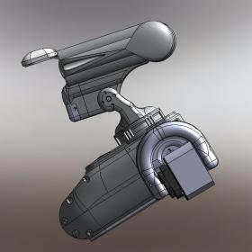 RedOhm robot Maya etude de l'epaule 002