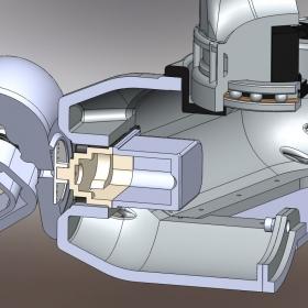 RedOhm robot Maya etude de l'epaule 009