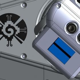 RedOhm robot Maya etude de l'epaule 013