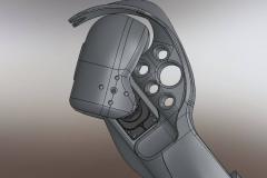 Maya ensemble du bras - RedOhm - 005