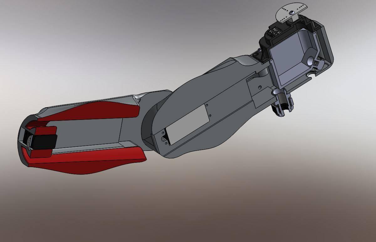Maya bras complet RedOhm - 010