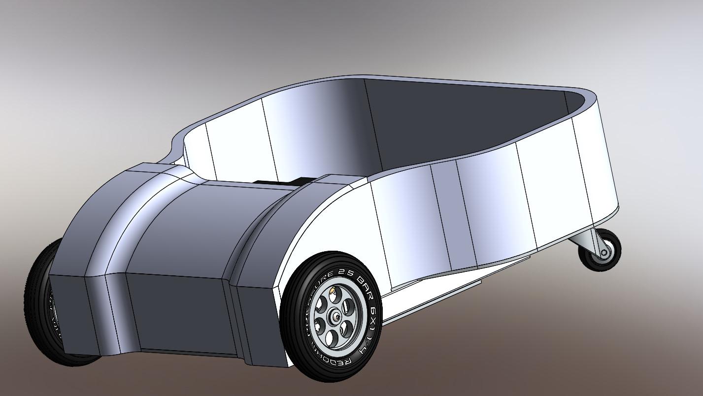 Chassis de Nestor RedOhm 001