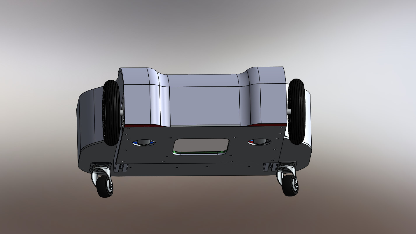 Chassis de Nestor RedOhm 002