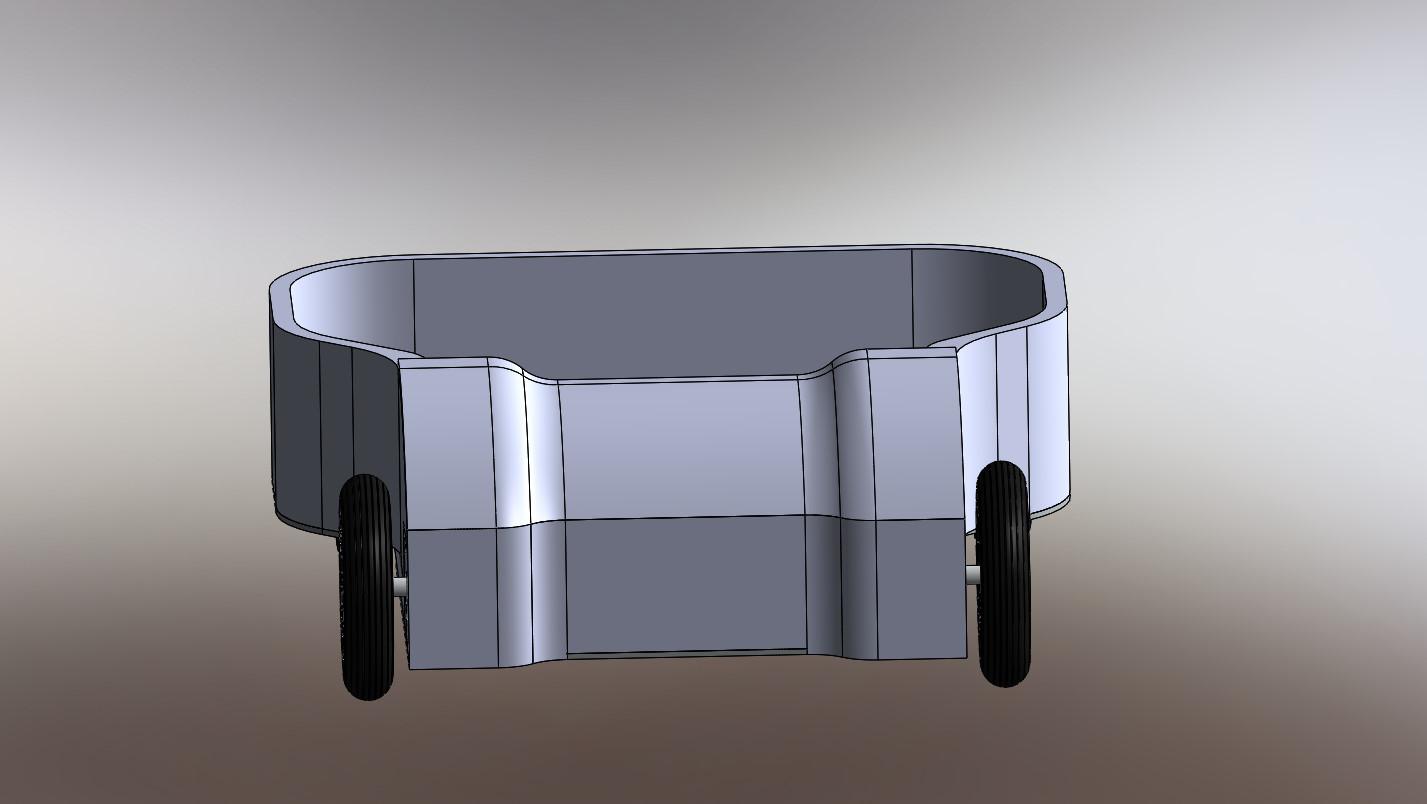 Chassis de Nestor RedOhm 003