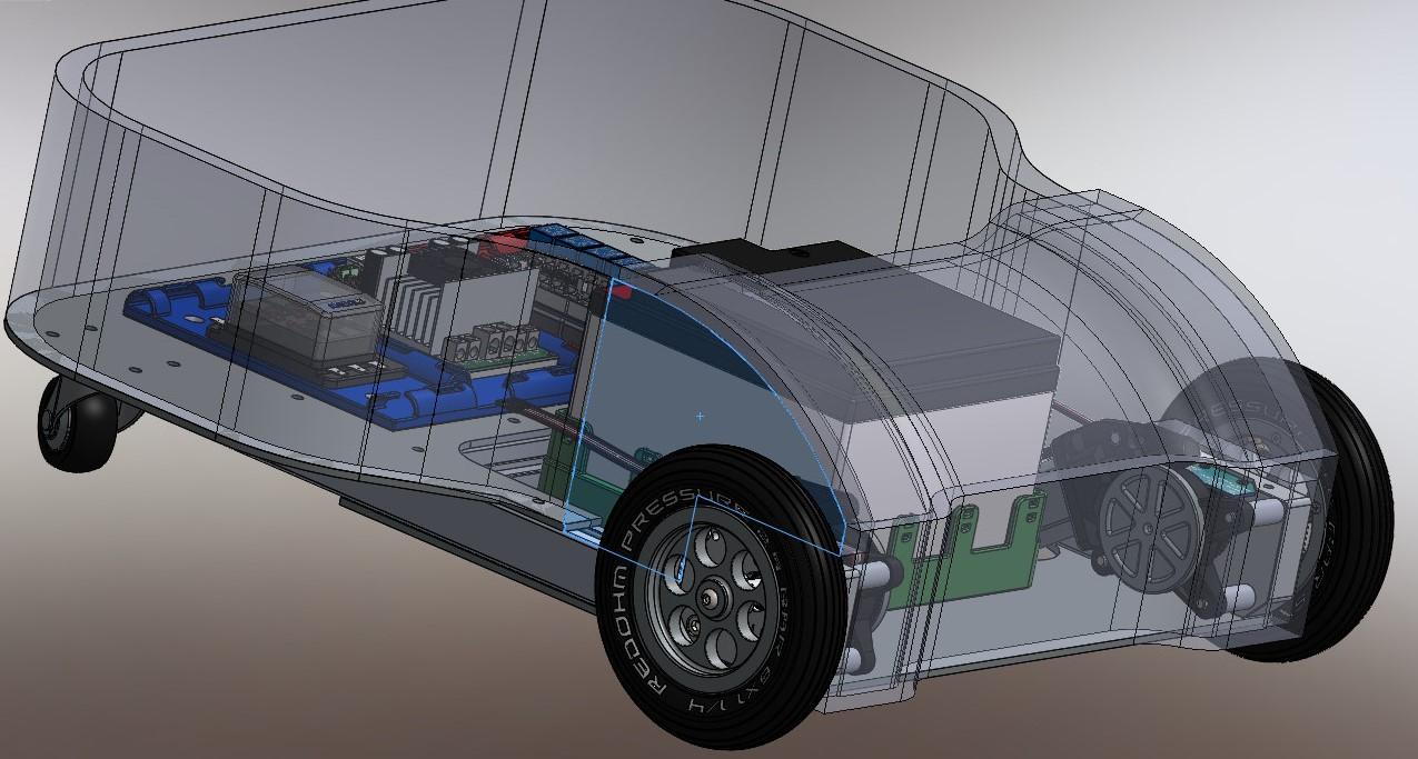 Chassis de Nestor RedOhm 006a