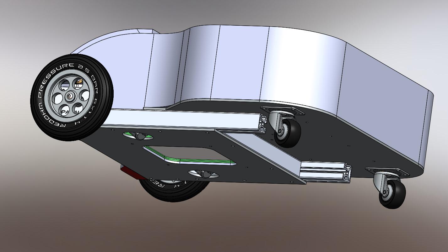 Chassis de Nestor RedOhm 009