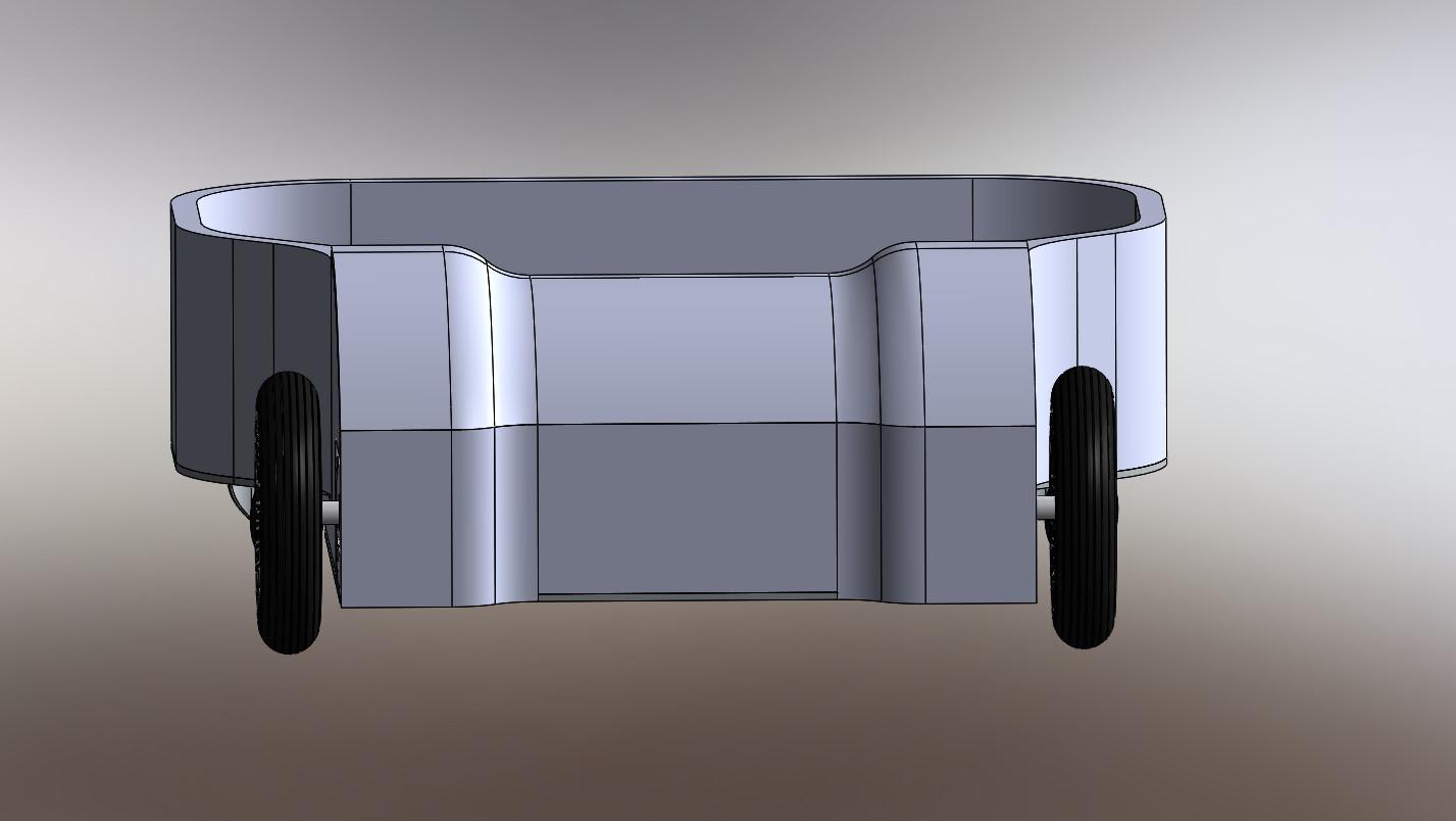 Chassis de Nestor RedOhm 011