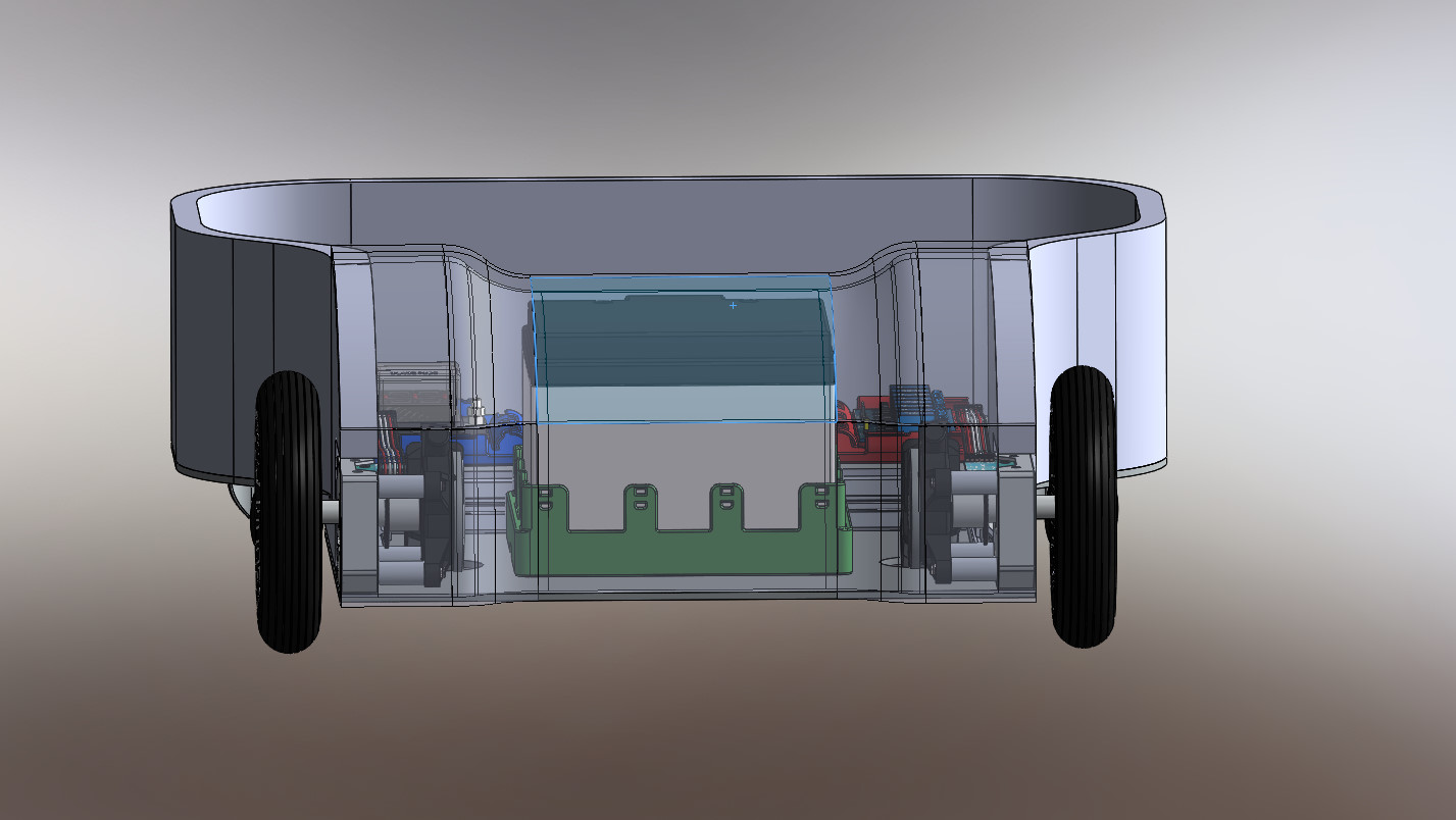 Chassis de Nestor RedOhm 012