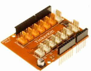 REDOHM-TINKERKIT-TinkerKit Sensor Shield -001