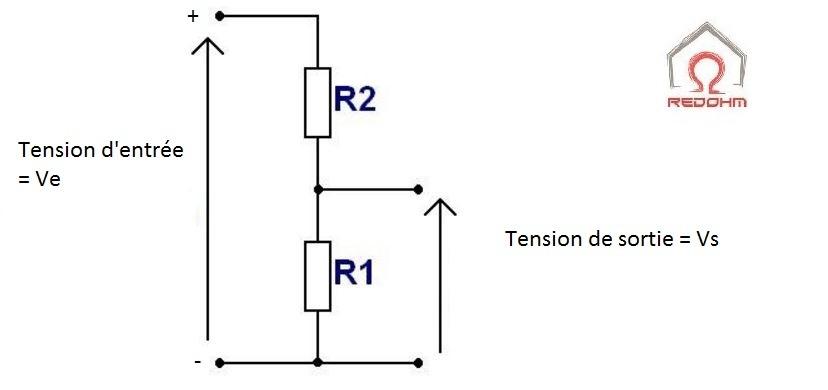 redohm-pont-diviseur-de-tension