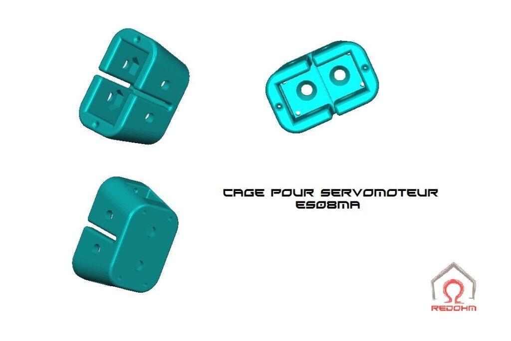 ES08MA CAGE REDOHM 003