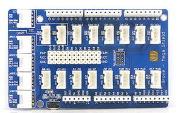 Module Grove Mega Shield V1.2 103020027 - RedOhm