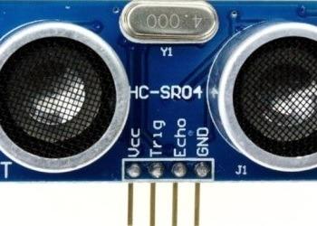 RedOhm Ultrason capteur HC-SR04 01