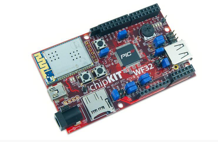 ChipKit XF32 REDOHM 001