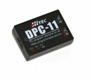 Interface de Programmation pour Moteur Hitec Programmable DPC-11