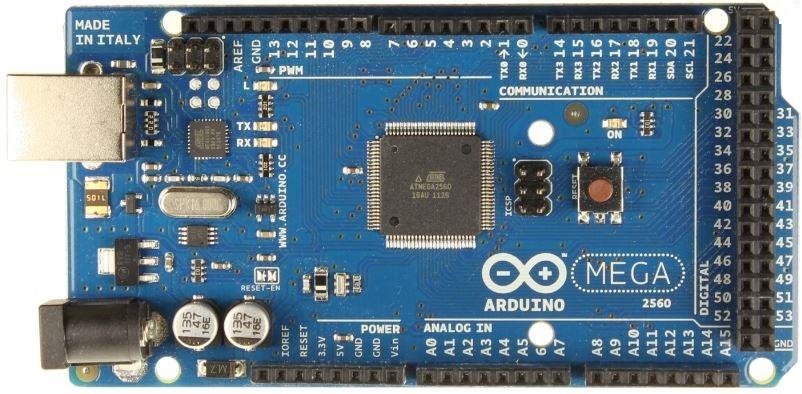 Carte Arduino Mega pour le pilotage Mobi one - RedOhm