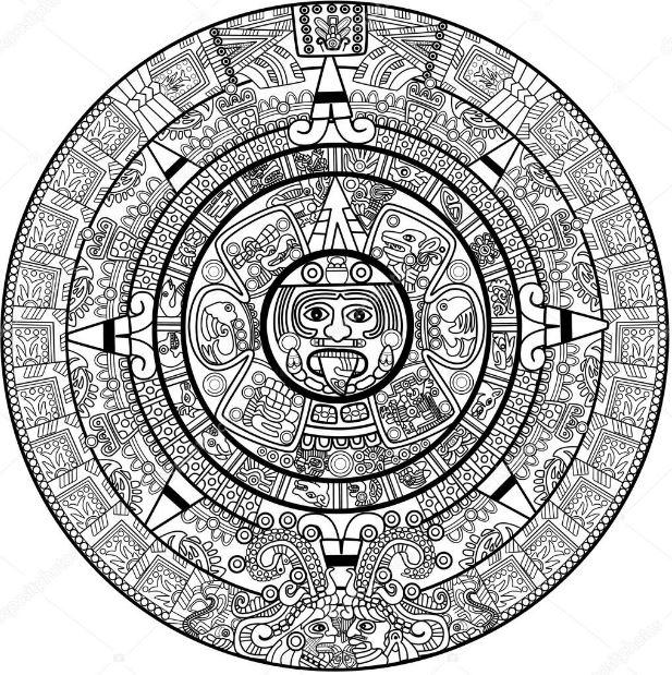 Calendrier Maya - RedOhm