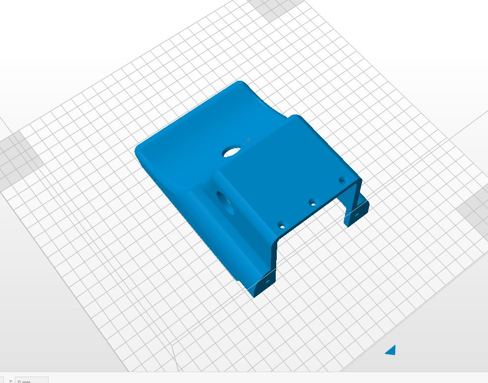 Robot Maya Version 2.00 - 003-A Mâchoire - RedOhm