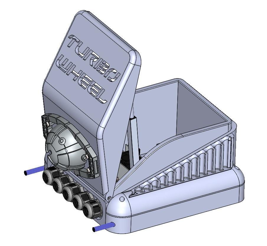 Coffret tuning pour variateur de propulsion - RedOhm