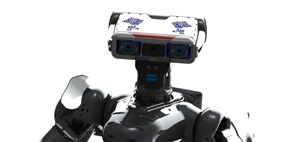 Le robot Maya - RedOhm
