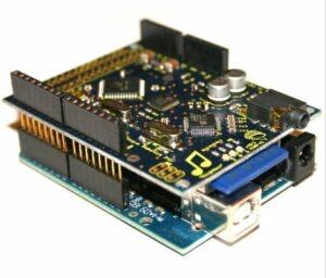 Montage sur un Arduino Uno - RedOhm
