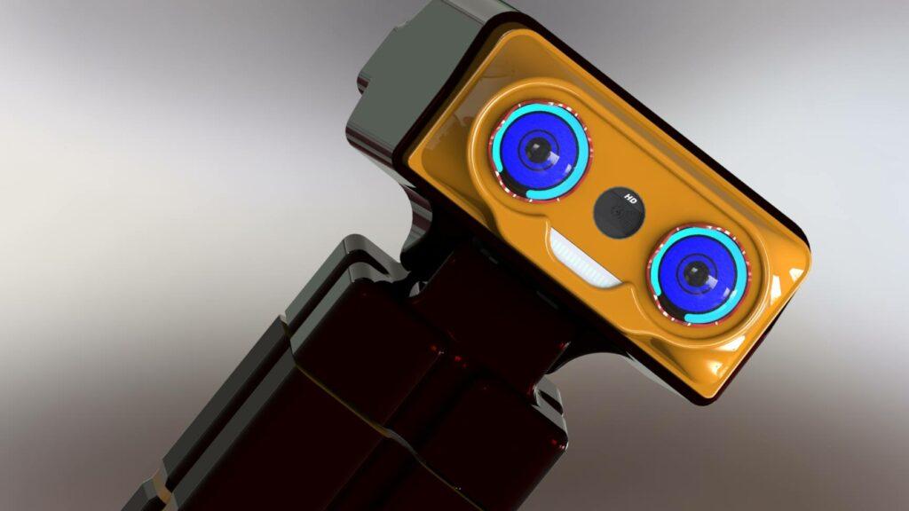 Robot Nestor - RedOhm -
