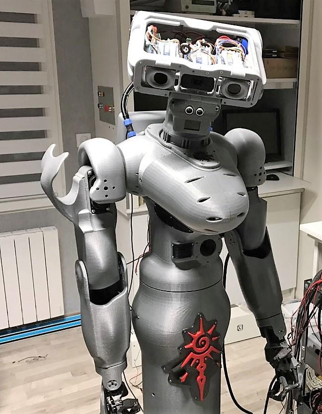 Robot Maya -Processus d'amélioration continue