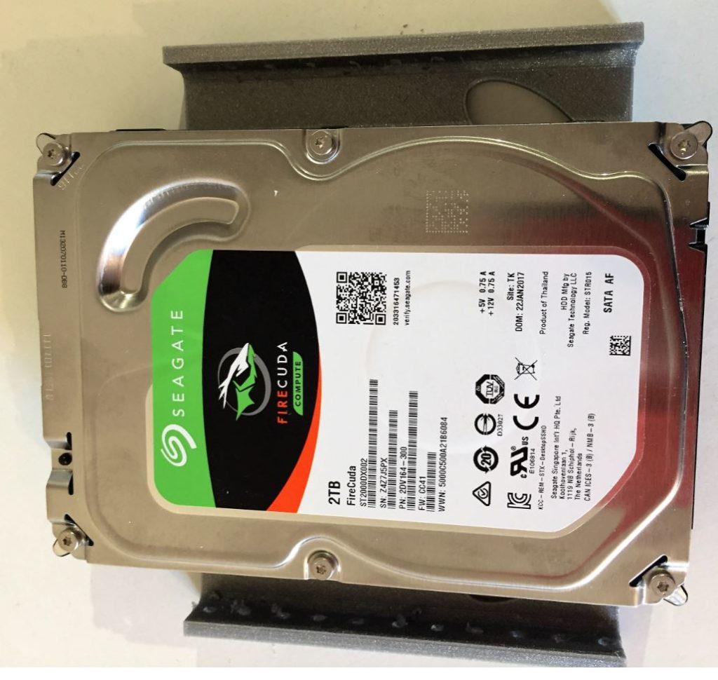 Berceau adaptateur pour disque dur - RedOhm -