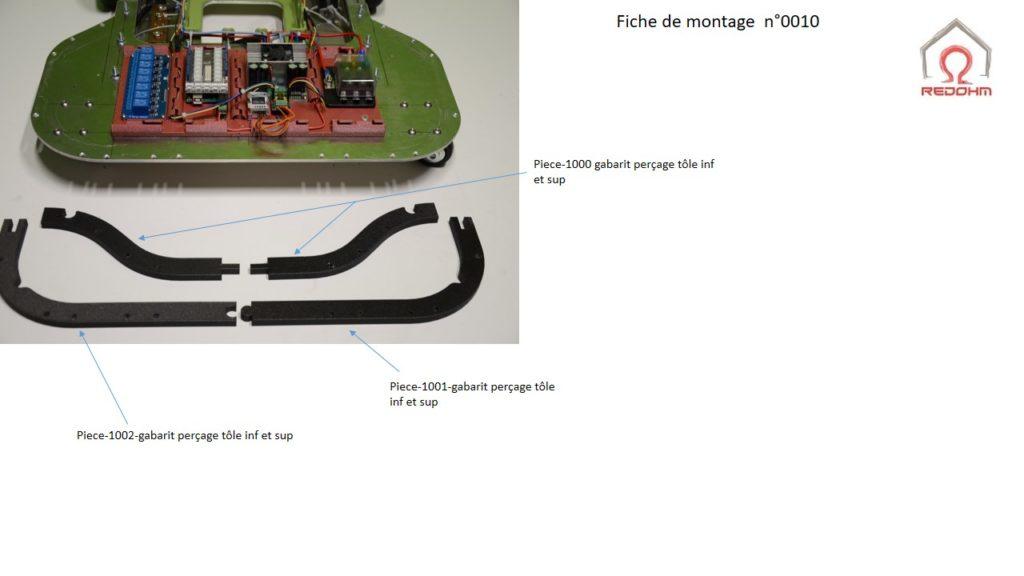 0010-Montage du chassis de Nestor