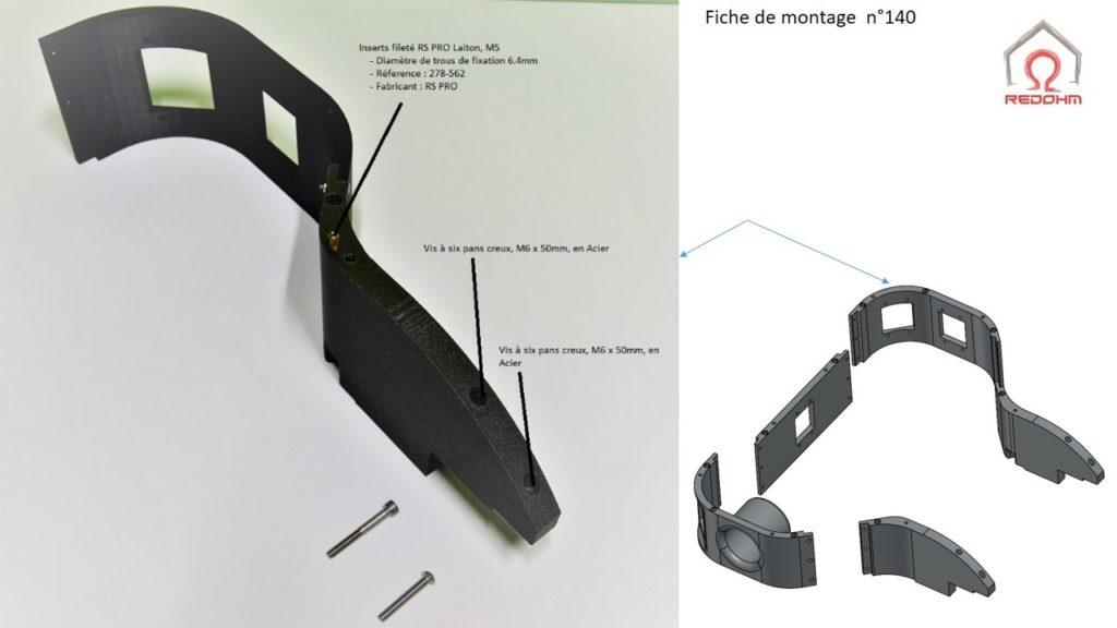 0140-Montage du châssis de Nestor