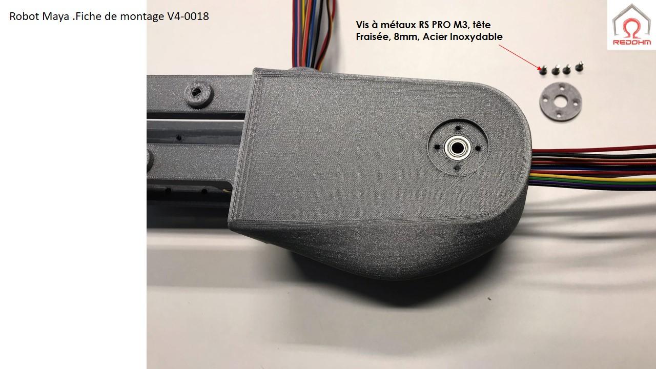 Fiche de montage V4-0018