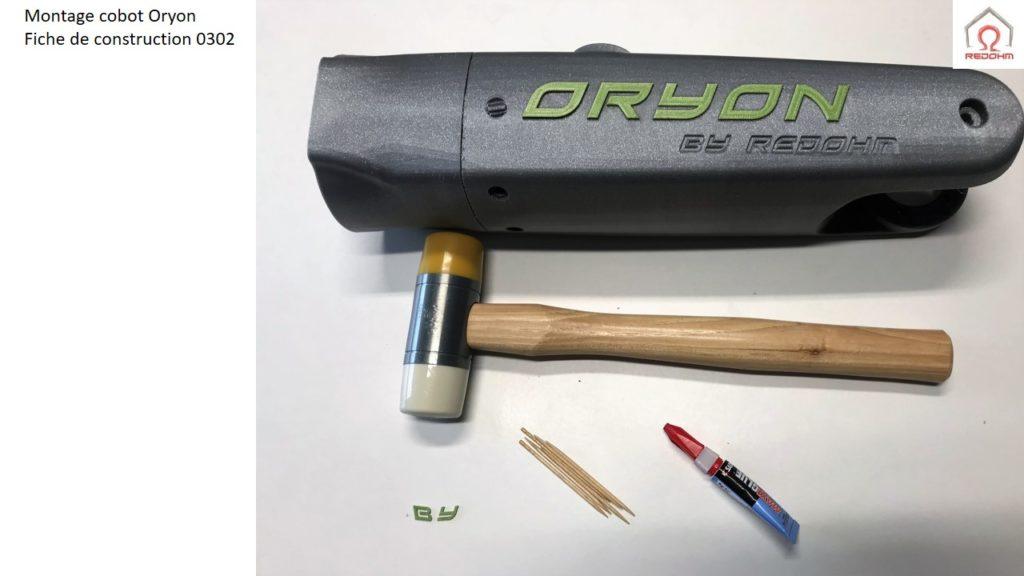 Construction cobot Oryon 0302