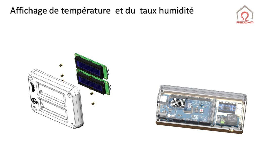 Construction d'un hygromètre - RedOhm -